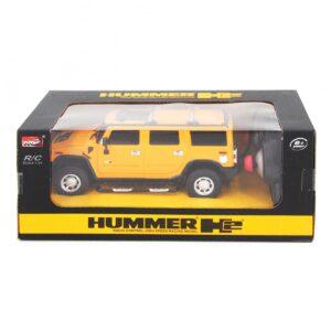 Автомобиль на радиоуправлении MZ Hummer